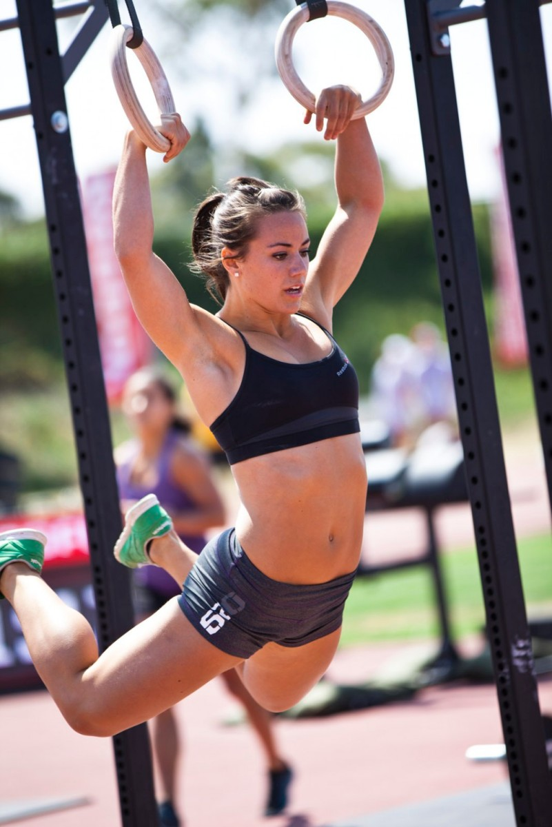 Misconception of CrossFit makes women 'bulky""